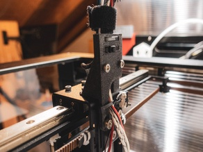 cable management for the Sapphire Pro carriage