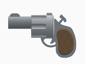 Toon Gun from Roger Rabbit