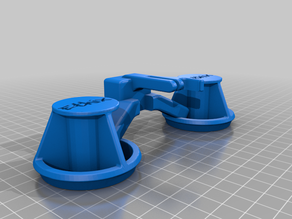 Ethix Gimbal Protectors with Balance Bar Clip