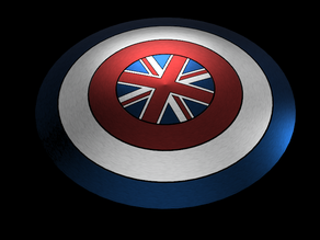 Captain Britain Shield What If