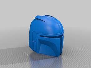 Mandalorian Helmet ( comms jammer, motion sensor )