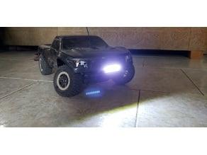 Traxxass Bumper LED Bar for Raptor or Slash to bolt on (RPM Bumper kit)