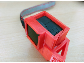 fpv camera mount gopro 6,7 ND TBS Filter