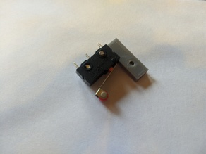 Limit switch brackets for 3018pro