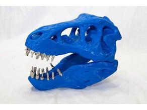"""T-Rex 1/4"""" hex bit holder"""