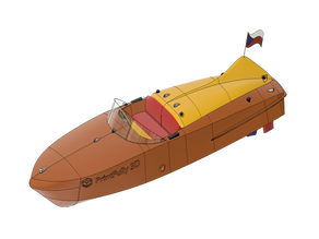 RC Boat MONCY