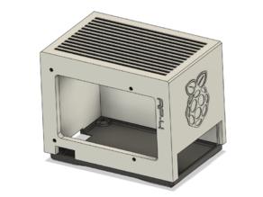 Raspberry Pi 4 case - EVGA inspired