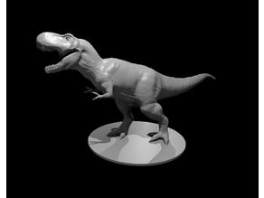 Tyrannosaurus Rex Updated