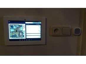 smart home lenovo P10 wall frame