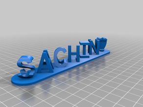 My SSSCustomized Dual Letter Blocks Illusion Customizer
