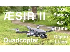 AESIR II - 2S-8S Li-Ion Endurance Drone