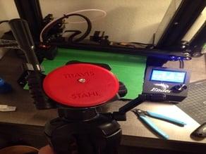 Insignia NS-TRP58 Tripod camera mount