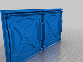 Batch O'Bulkhead walls! - For Scenic Crafters