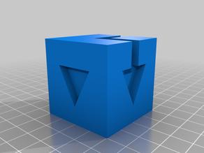 Manifold Garden Cube