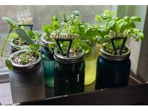 Plant Tags - Dual Color