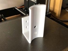 Undermount tape holder