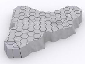 TableTop Hex Terrain