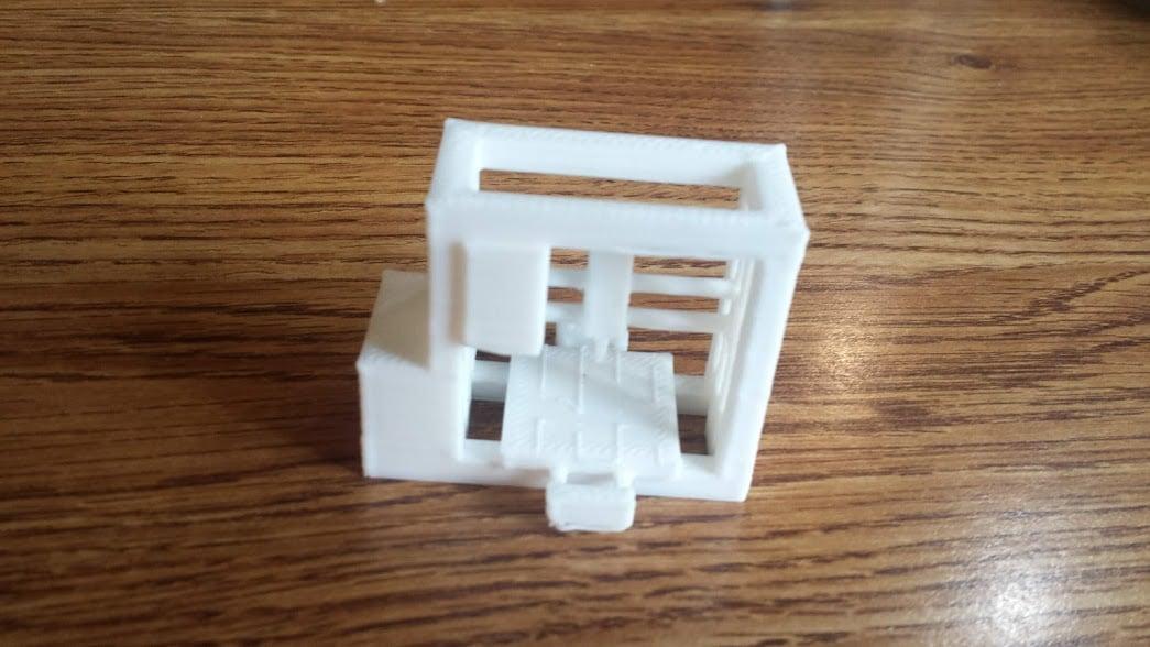 LulzBot Bio printer Model