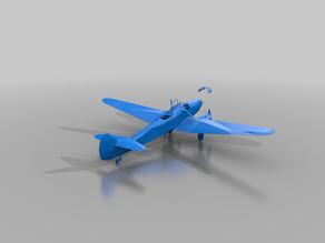 german plane - FW58B_L
