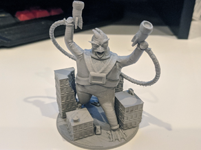 King of Tokyo: Space Penguin Proxy