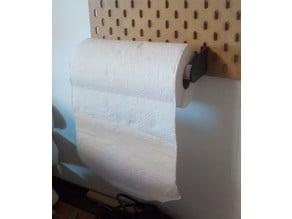 Paper Towel Holder IKEA Skadis