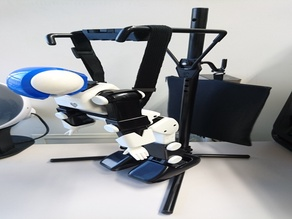 A hanger for Premaid AI
