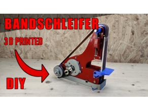 3D Printed Belt Sander / Grinder (Free version)
