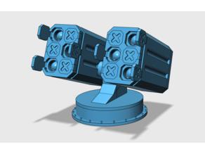 pot noddle missile turret