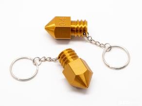 Nozzle Keychain