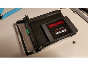 """HP Z820 HDD/SSD Adapter for 2.5"""" Drives"""