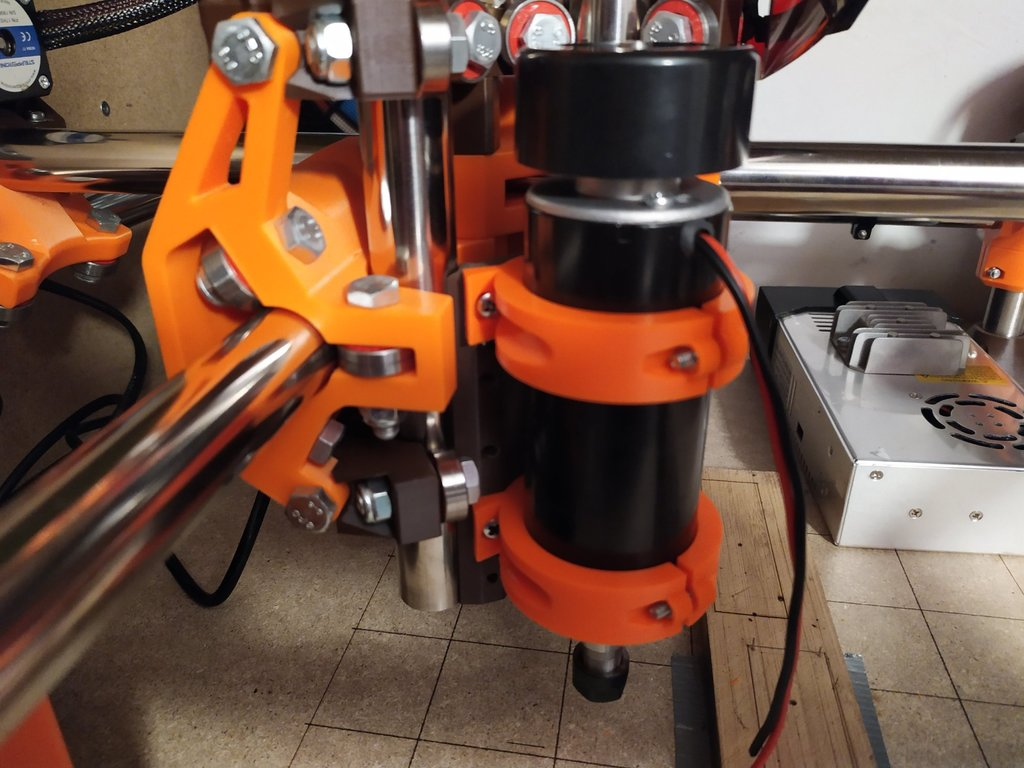Mpcnc spindle mount