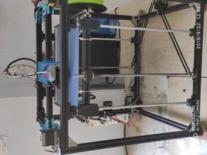 COREXY 3D printer design