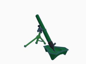 Mortar 82mm M69A