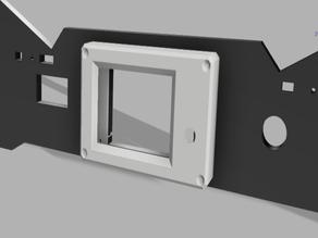 Lerdge Display holder (Z-bolt)