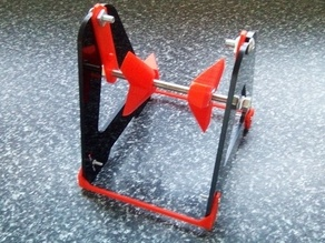 Anet A8 A-Frame Spool Lowering Kit