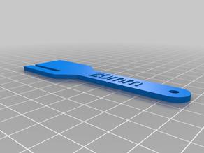 Parametric Fabric Pleating Tool