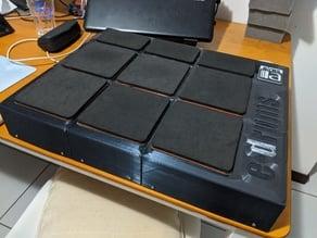 Compact Arduino E-Drums