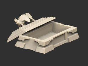 Fable Sarcophagus Functional Box