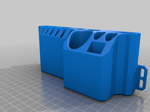 40х40 profile tools holder