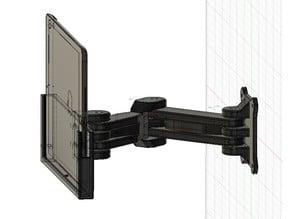 iPad Wall Mount 10.2 inch 2019 Model Customizable