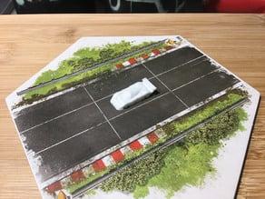 Mazda 787b - Boardgame piece