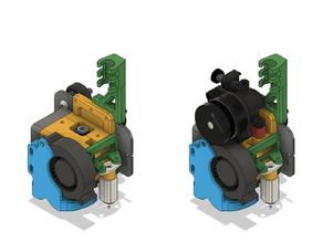 Tiki3 (ver3.2) Mount System Orbiter Bowden adxl345