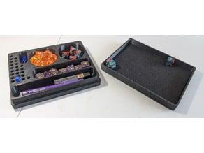 Dice Tray w/ Spell Slot Tracker