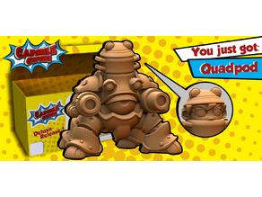 Quadpod