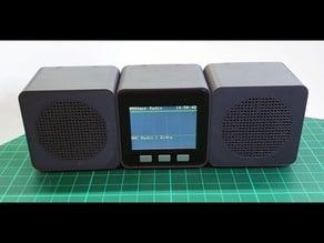 M5Stack Web Radio Enclosure