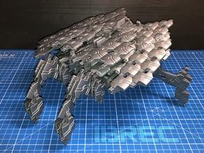 Stargate Replicator 1:1 (screen-accurate)