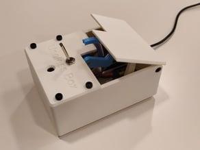 Smart Useless Box with ESP8266 and Gesture Sensor