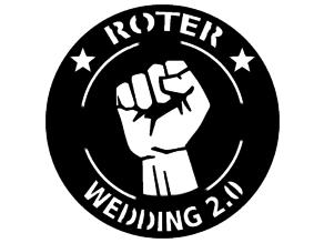Roter Wedding 2.0 Stencil