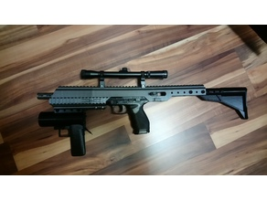 Airsoft Carbine Kit for Taurus PT 24/7