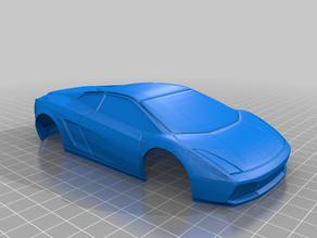 Lamborghini Gallardo 94mm MiniZ Body
